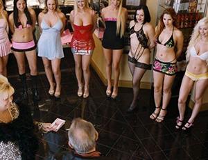 Выбор проституток